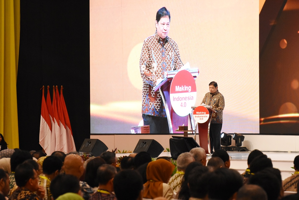Indonesia Industrial Summit 2019, Tonggak Perjalanan Satu Tahun Making Indonesia 4.0